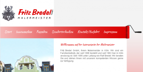 Malermeister Fritz Bredel GmbH in Köln in Köln