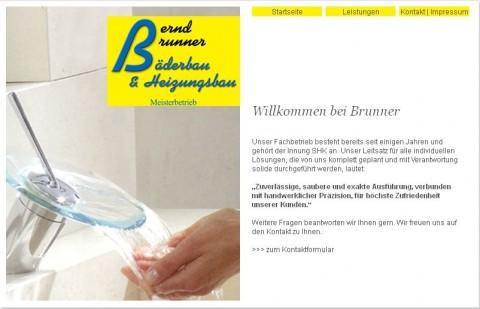 Bernd Brunner Bäderbau & Heizungsbau aus München in München