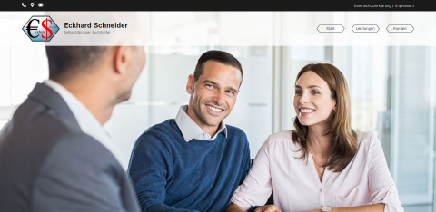 Ihr zuverlässiger Partner in der Buchhaltung: Eckhard Schneider in Oberhausen