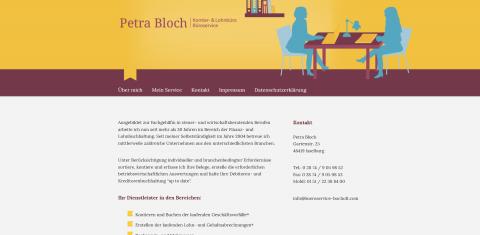 Ihr Büroservice bei Wesel: Kontier- und Lohnbüro und Büroservice Bloch in Isselburg