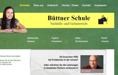 Büttner Schule – Nachhilfe für Schüler und Studenten in Berlin in Berlin