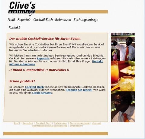 Tropische Events mit CLIVE cocktails in Neu-Ulm in Neu-Ulm