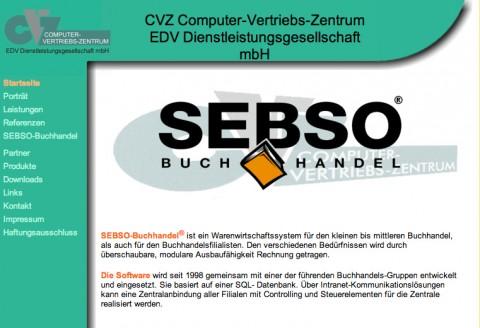 CVZ Computer-Vertriebs-Zentrum EDV-Dienstleistungsgesellschaft mbH in Sebnitz in Sebnitz