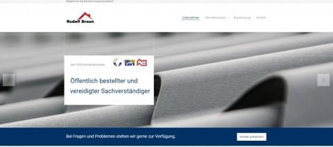 Sachverständiger für Bedachungen: Rudolf Braun in Düsseldorf  in Düsseldorf
