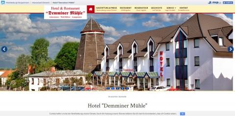 Hotel und Restaurant Demminer Mühle: Wohlfühlen im Herzen von Mecklenburg-Vorpommern   in Demmin