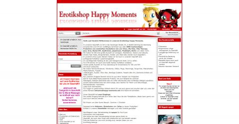 Erotikshop Happy Moments im Raum München Prickelnde Erotik für jeden in Gilching