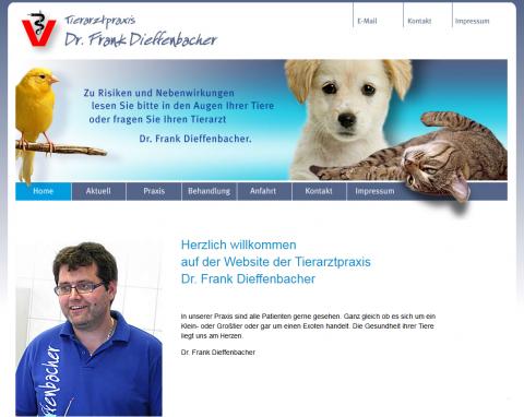 Tierarztpraxis Dr. Frank Dieffenbacher in Neustrelitz in Neustrelitz