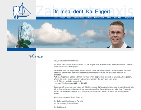 Zahnarztpraxis Dr. Engert in Bremerhaven in Bremerhaven
