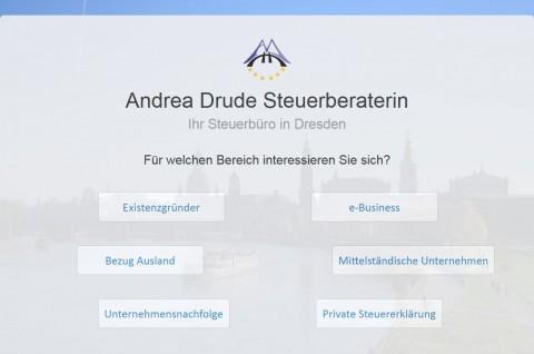 Steuerkanzlei Andrea Drude, Steuerberaterin in Dresden in Dresden