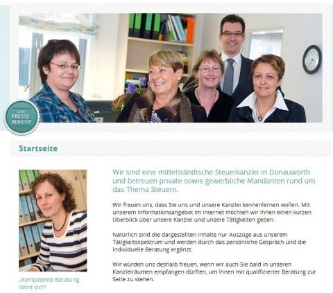 Düll & Schönberger GmbH Steuerberatungsgesellschaft in Donauwörth in Donauwörth
