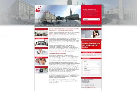 ecos office center in Hamburg in Hamburg