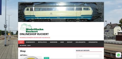 Zubehör für Ihre Eisenbahn bei Modellbahn Ruckert in Buchloe