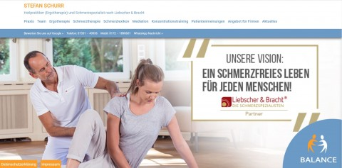 Ihre Praxis für Ergotherapie in Geislingen bei Süssen – Stefan Schurr  in Geislingen
