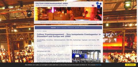 Kompetent und verlässlich: Die Eventagentur Cultour aus Düsseldorf in Düsseldorf
