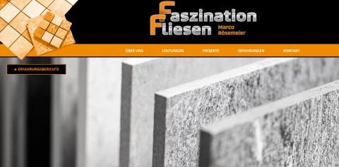 Professionelle Fliesenarbeiten in Rinteln: Faszination Fliesen in Auetal