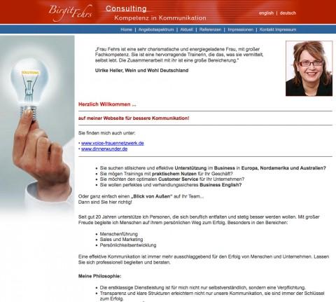 Birgit Fehrs Consulting Buchholz in der Nordheide in Buchholz in der Nordheide