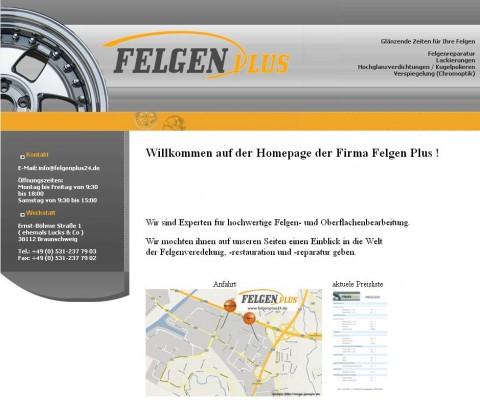 Felgen Plus - Experten für hochwertige Felgen- und Oberflächenbearbeitung in Braunschweig in Braunschweig