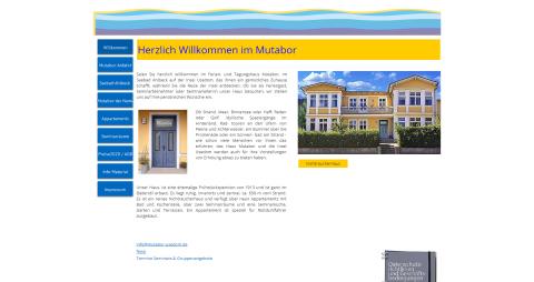 Erleben Sie Usedom in seiner Pracht – Günstige Übernachtungen im Haus Mutabor in Seebad Ahlbeck