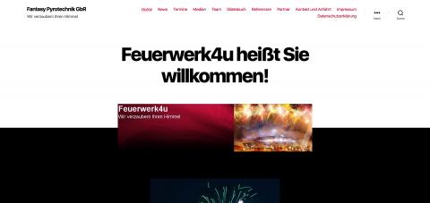 Fantastische Feuerwerke in Gummersbach und Umgebung in Wenden