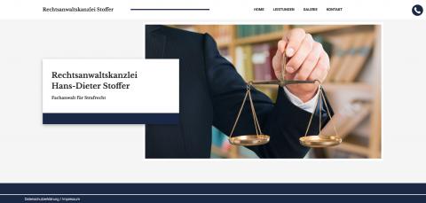 Vertretung im Strafrecht in Bochum: Fachanwalt für Strafrecht Hans-Dieter Stoffer in Bochum