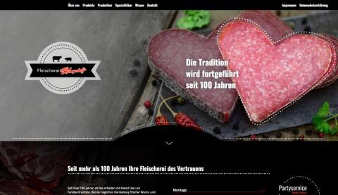 Leckere Wurstsorten von der Fleischerei Kamperhoff in Bochum in Bochum