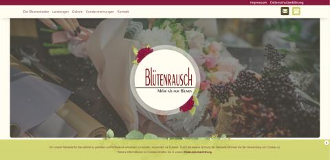 Blütenrausch – Ihr Fleurop Florist in Überlingen  in Überlingen
