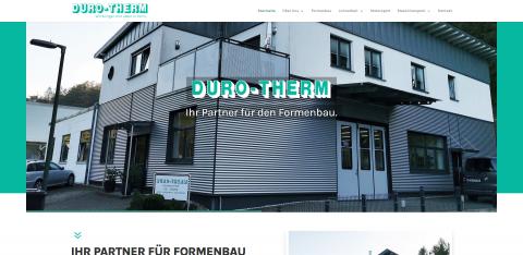 Präziser Werkzeugbau in Lüdenscheid: Duro-Therm Formenbau GmbH in Lüdenscheid