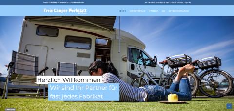 Wohnwagenreparatur im Bergischen Land in Wermelskirchen