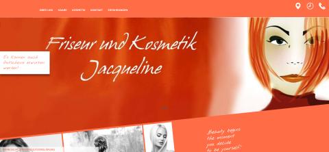 Ihr Kosmetiksalon in Ludwigsburg: Friseur & Kosmetik Jacqueline GmbH in Ludwigsburg