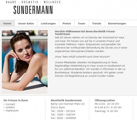 Friseursalon Sundermann in Bonn in Bonn