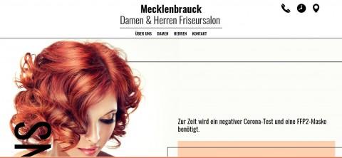 Ihr Friseursalon Mecklenbrauck in Bergkamen in Bergkamen