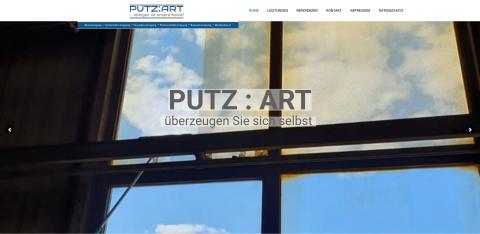 Ihre Reinigungsprofis in Augustdorf: Putz:ART UG & Co. KG in Augustdorf