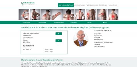 Gelenkbeschwerden wirksam behandeln in Lippstadt