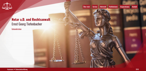 Ihr Experte für Mietrecht in Gelsenkirchen: Rechtsanwalt Tiefenbacher in 45879