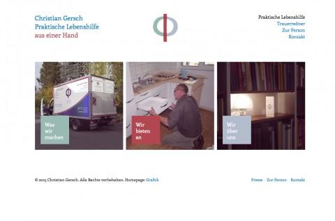 Praktische Lebenshilfe Christian Gersch in Münster in Münster