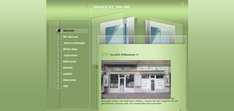 Ihr Glasereibetrieb in Berlin: Glaserei Heiko Hinze in Berlin