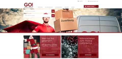 GO! Express & Logistics Göttingen GmbH: Der Kurierdienst Ihres Vertrauens im Großraum Südniedersachsen und Westthüringen  in Göttingen