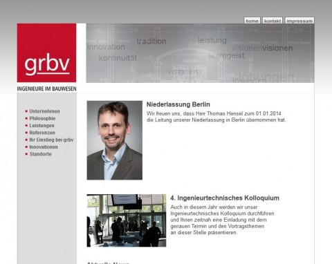 grbv Ingenieure im Bauwesen in Hannover in Hannover