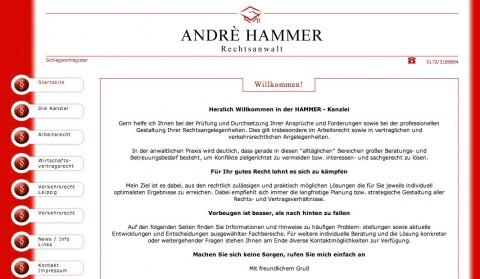 Andrè Hammer, Rechtsanwalt in Leipzig in Leipzig