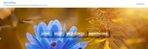 Ihr Onlineshop für Hanfprodukte: nah-natura.de in Höxter