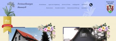 Entspannte Auszeit erleben - Ferienwohnungen Hannusch in Spremberg  in Spremberg