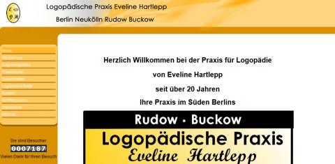 Eveline Hartlepp – Logopädische Praxis in Berlin-Neukölln in Berlin
