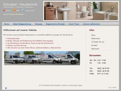 Schnabel-Haustechnik in Heddesheim in Heddesheim
