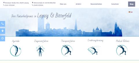 Ihre Heilpraktiker in Leipzig: Naturheilpraxis Mitterer in Leipzig
