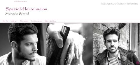Ihr Herrenfriseur in Unterschleißheim: Spezial Herrensalon in Unterschleißheim