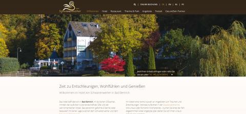 Hotel Schwanenweiher in Bad Bertrich – Sternekomfort inmitten der wunderschönen Eifel in Bad Bertrich