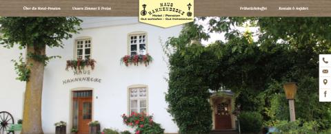 Ihr rustikales Hotel bei Kierspe – Haus Hahnenbecke in Meinerzhagen in Meinerzhagen