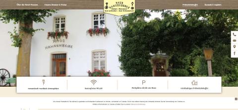 Ihr Hotel in Meinerzhagen: Haus Hahnenbecke in Meinerzhagen
