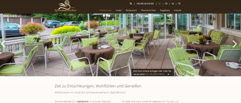 Ihr Hotel am Schwanenweiher: Entspannung in der Vulkaneifel  in Bad Bertrich