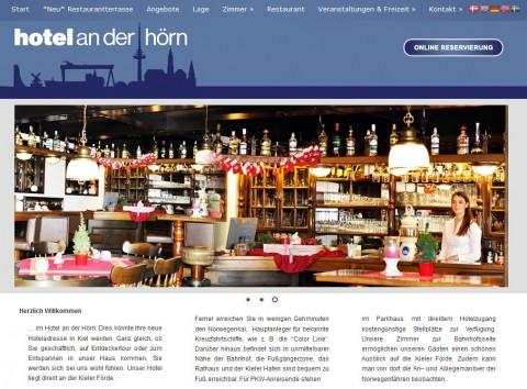 Das Hotel an der Hörn in Kiel in Kiel